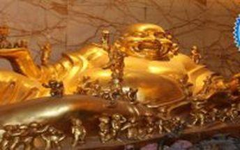 6 denní letecký zájezd do Pekingu za 29990Kč s plnou penzí, 5* ubytováním a průvodcem!Nyní platíte jen zálohu 4990kč