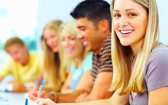 Tříměsíční kurz angličtiny! Profesionální lektoři nebo rodilí mluvčí vám rozvážou jazyk!