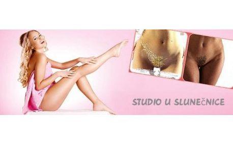 Buďte hladká, sexy a bez chloupků se slevou 40 %: Brazilská depilace cukrovou pastou nebo depilace cukrovou pastou podpa