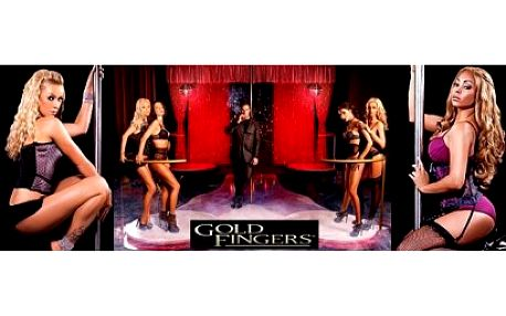 Dopřejte si nevšední, erotikou nabitý večer v luxusním NIGHT klubu GOLDFINGERS na Václaváku. AKCE! 99 Kč za VSTUP + ...
