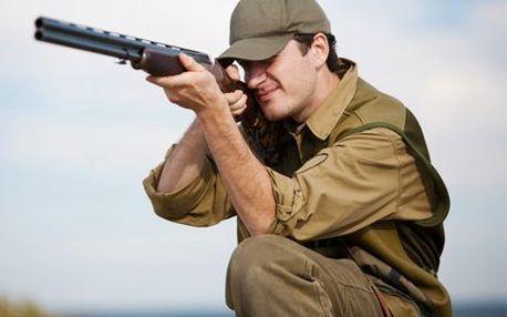 Odreagujte se a zastřílejte si ze 7 druhů zbraní s 60% slevou!