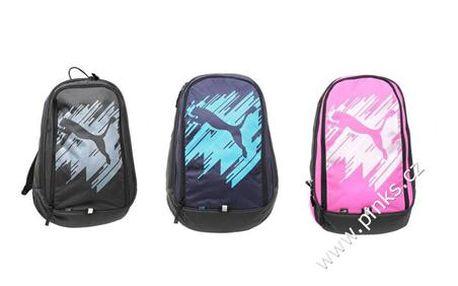 batohy PUMA ve třech barvách - Začíná nám nový školní rok a máme pro vás za skvělou cenubatohy PUMA ve třech barvách.Ideální pro školáky, sport i volný čas. Zpříjemněte vašim dětem první školní dny s krásným batohem Puma.