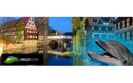 Vyrazte do slavného Norimberku a užijte si nezapomenutelný zážitek v místní ZOO s delfináriem včetně prohlídky his...