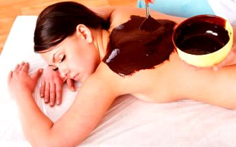 Prožijte svůj čokoládový sen! 120 minut čokoládových masáží a zábalů celého těla!