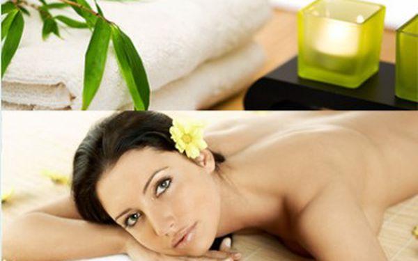 Aroma masáž 60 minut