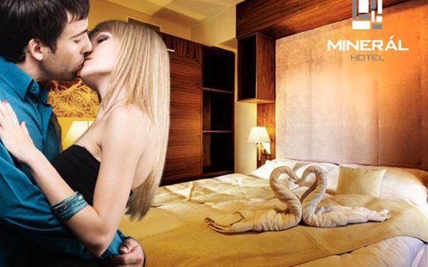 Romantický či regeneračný pobyt pro dva