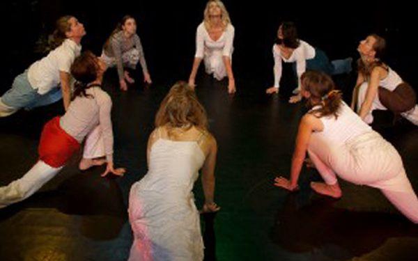 Měsíční předplatné tanečního kurzu - TANEC PRO NETANEČNÍKY. Přijďte si zatančit!