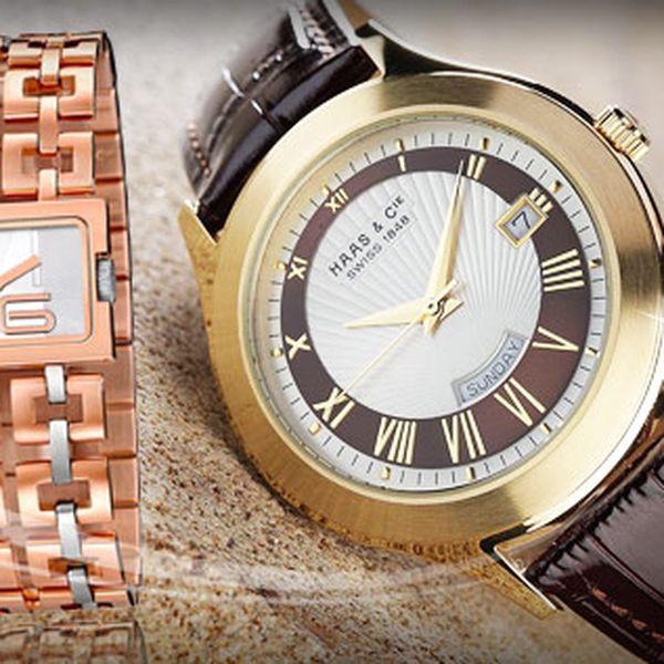 Sleva 50% na veškeré hodinky pro všechny! Je čas na změnu!