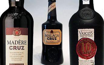 Výběr portských červených vín! Vychutnejte si výtečné portské víno za úžasnou cenu!