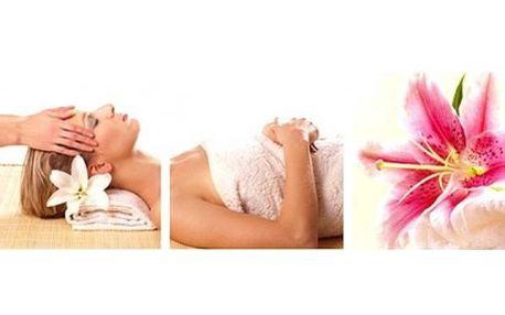 Pravá ajúrvedská masáž se slevou 60 %: Dopřejte si pohlazení, hýčkání od hlavy až k patě a absolutní relaxaci a...