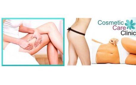 Vyberte si partii svého těla, kterou chcete zbavit přebytečných centimetrů. 30minutové ošetření lipo laserem One t...