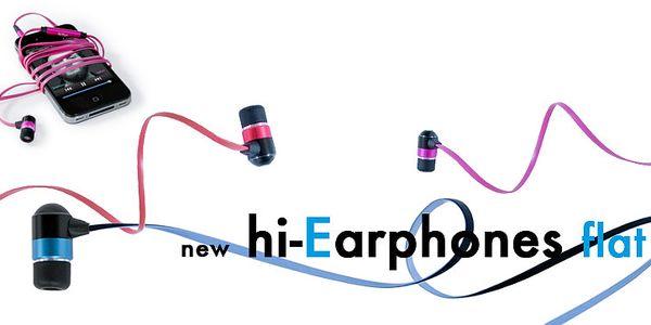 Pořiďte si nešmodrchající se sluchátka Hi-Fun!