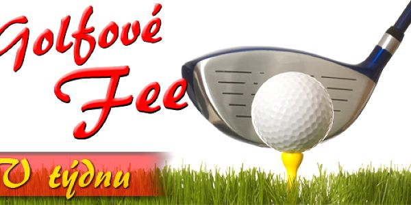 Využijte dnešní jedinečné nabídky a získejte golfové FEE přes týden za pouhých 849,- Kč! Platnost až do konce března 2013! Skvělá nabídka pro všechny sportovce i nesportovce! Golf Konopiště = největší a nejkrásnější golfový resort v ČR Vám přináší neuvěřitelnou 50% slevu!