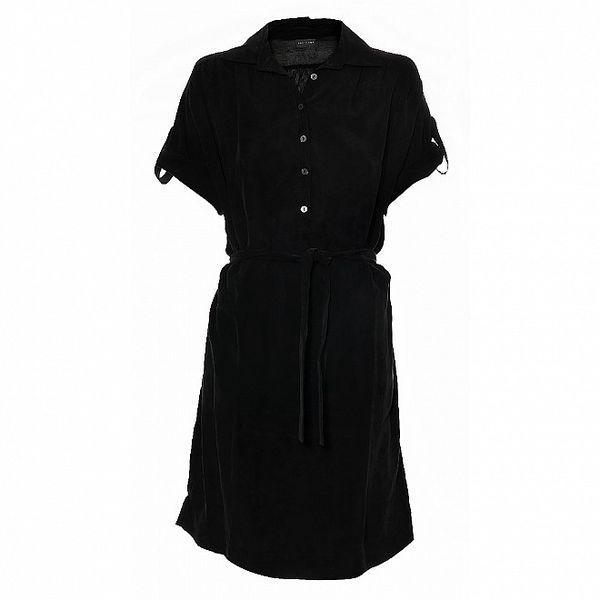 Dámské antracitové šaty Pietro Filipi