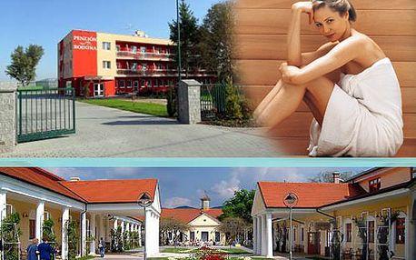 Relaxačný pobyt pre 2 osoby na 3 dni v Piešťanoch