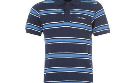 Tričko Polo zn. Pierre Cardin – strip - Nabízíme krásné bavlněné pánské tričko známé značky Polo Pierre Cardin-strip s límečkem. Ideální pro letní dny do práce, na sport, zábavu i procházky. Máte možnost vybrat si z množství barev.