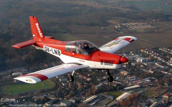 Adrenalinový zážitek - akrobatický let na letounu Z-142 včetně videozáznamu se zkušeným pilotem! 1 poukaz - 12 minut akrobatické sestavy, 2 poukazy - prodloužení na 25 minut! Vyzkoušejte letoun, se kterým několikrát získal náš pilot-instruktor, titul mistra ČR v letecké akrobacii! Sleva 20%.
