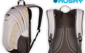 Školní batoh HUSKY! Reflexní prvky, objem 24l a anatomický tvar, který dodá pohodlí vašim zádům!