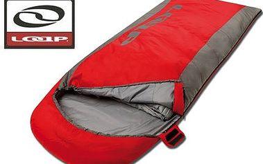 Spacák Loap Fusion za 594 Kč! Komfortní materiál, zahřeje do -2 °C!