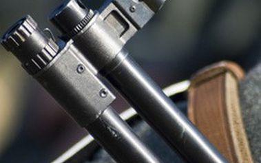 NEVŠEDNÍ zážitek: 3 hod. střelby na střelnici s 8 skutečnými zbraněmi 2. SVĚTOVÉ války! Střílíte ostrými náboji na střelnici Čechy nebo Morava!