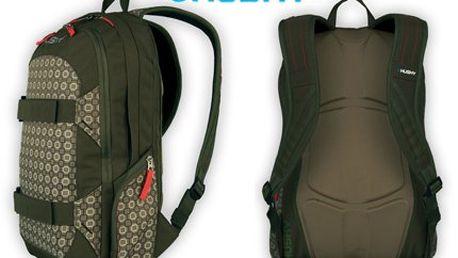 Batoh City School & Office Wonder! Skvělý batoh s kapsou na notebook i úchyty na snowboard či skate!