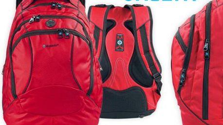 Batoh na notebook Sierra! Pořiďte si praktický batoh na cesty i na podnikání od firmy Husky!