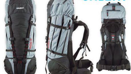 Expediční batoh Guzzle Husky! Vyrazte na expedici s praktickým 70L batohem!