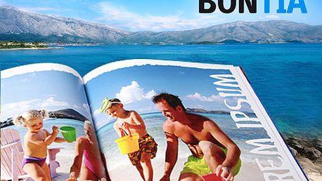 Velká fotokniha z vaší dovolené