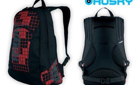 Batoh City School & Office Rider! Praktický batoh Husky s kapsou na nootebok do školy i do práce!