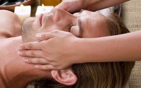 Kompletní kosmetické služby pro muže včetně hloubkového čištění, s použitím luxusní pěstící kosmetiky JAFRA.