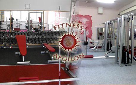 Neomezený vstup do fitness centra na 1 měsíc v Praze přímo u metra.