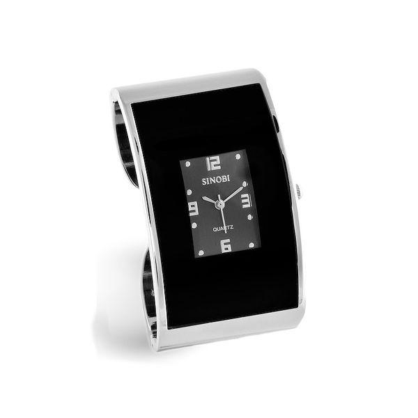 09 Dámské hodinky L'envahissante Noire