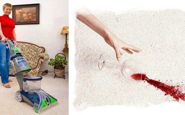 750 Kč za kompletní antialergické mokré vyčištění koberců o celkové velikosti 50 m2! Oživte Vaší domácnost nebo firmu revoluční britskou technologií VAXing!