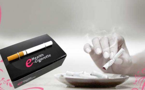 Elektronická cigareta za neskutečných 169 Kč včetně poštovného a balného! Přestaňte kouřit s touto nedávno objevenou novinkou! Sleva 50%!