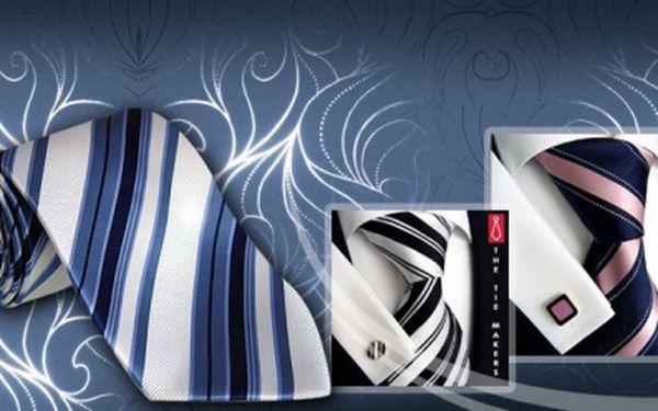 Dobře zvolená kvalitní kravata dodá šmrnc každému obleku! Nyní máte možnost zakoupit luxusní HEDVÁBNOU KRAVATU zn. BEYTNUR za exkluzivní cenu 549 Kč včetně poštovného!