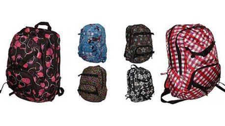 Stylový batoh LAST MOMENT! Nakupujte na poslední chvíli a ušetřete! Právě teď získáte stylový batoh nejen do škol...