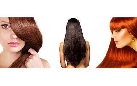 Luxusní ošetření brazilským keratinem. Nádherně lesklé, rovné vlasy plné síly jen za 999 Kč! Dopřejte svým vlas...