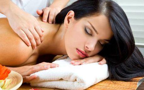 Masáž zad a šíje a magnetoterapie Uvolněte se při masáži a poznejte léčebné účinky magnetoterapie!