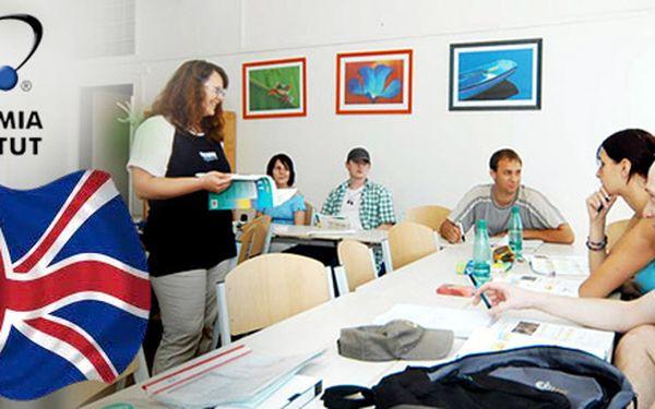 Půlroční i roční jazykové kurzy v BOHEMIA INSTITUT
