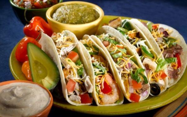 Mexická restaurace El Paisa, První Taqueria v Praze! VEŠKERÁ JÍDLA s 52% slevou... Ochutnejte autentická jídla!!!!