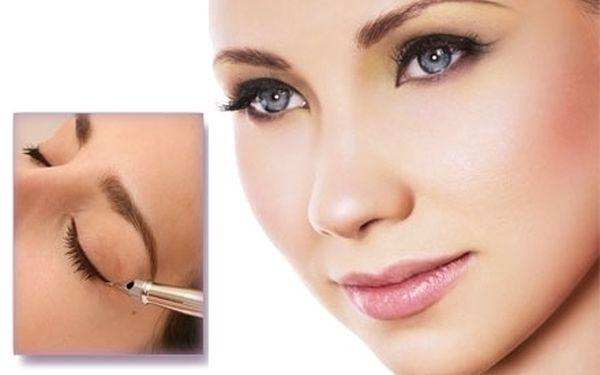 Vždy pefektně nalíčená bez denního líčení! PERMANENTNÍ MAKE-UP New Generation Make-up.