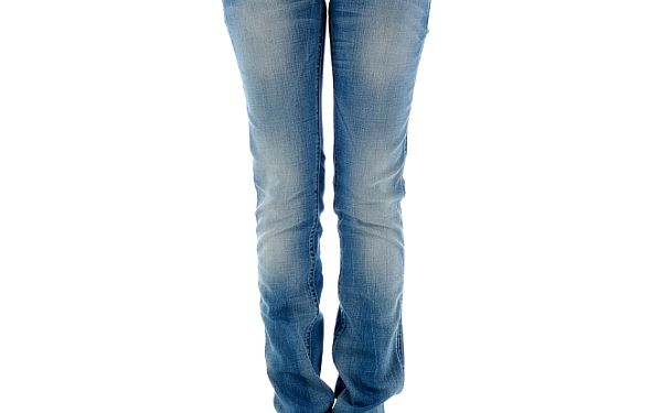 Dámské světle modré džíny Freesoul