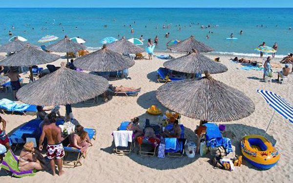10 dňový relaxačný zájazd s cvičením jógy! Oddýchnite si fyzicky i duševne na brehu Egejského mora a načerpajte novú energiu!