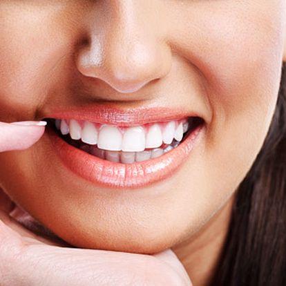 Kosmetické bělení zubů s okamžitým efektem –profesionální dentální lampa X-Plosive Smart