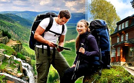 Pobyt na 3 dny (2 noci) pro DVĚ osoby uprostřed panenské přírody Krkonoš jen za 1890Kč! Užijte si aktivní podzimní dovolenou plnou výletů v idylické horské chatě OZON.