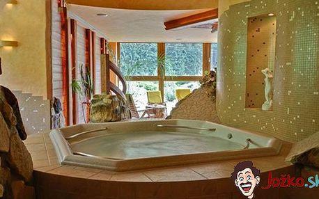 Relaxačný pobyt plný wellness, pohody