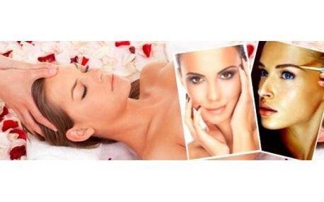 UNIKÁTNÍ KOSMETICKÝ BALÍČEK 3v1 zahrnuje luxusní omlazující masáž, úpravu a barvení obočí, trvalou na řasy a j...