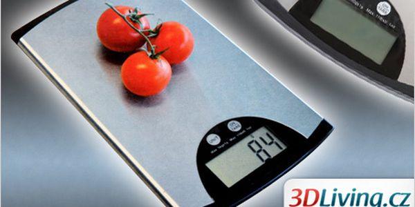 Neváhejte a važte přesně! Moderní nerezová kuchyňská váha vám pomůže.