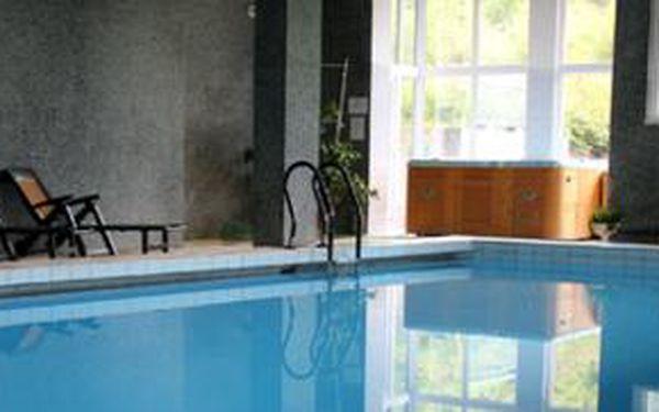 3 dny v Beskydech jen za 990,-Kč s polopenzí, bazénem a solnou jeskyní