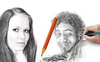 Kurz KRESLENÍ pravou mozkovou hemisférou za báječných 1140 Kč! Kreslení podobně jako psaní je dovednost, které je možno se naučit. Naučit se kreslit je především naučit se správně vidět. Kreslit portréty budete již ZA DVA DNY!